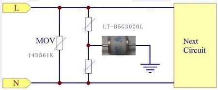 气体放电管的工作原理可以简单地总结为气体放电.